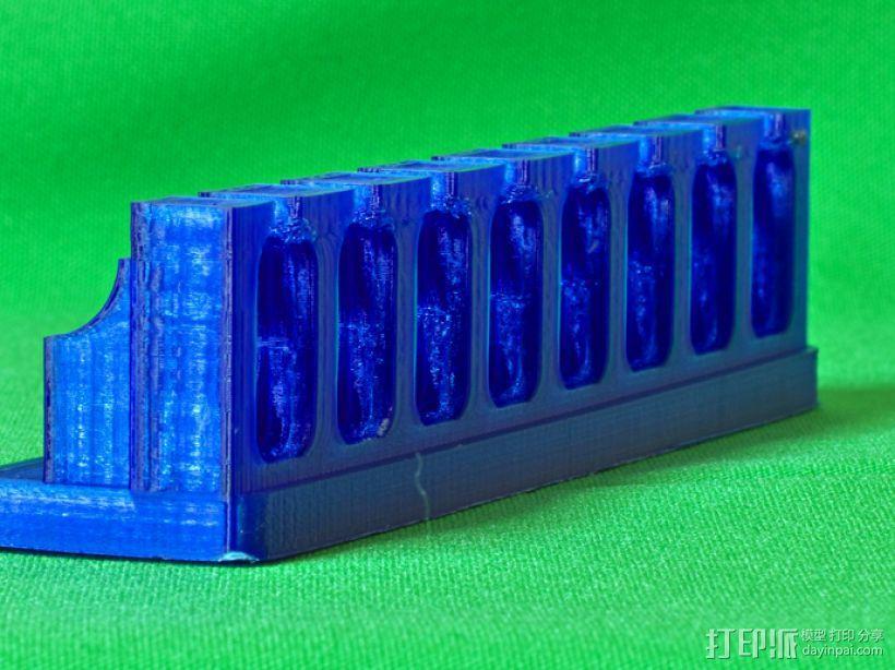 参数化的USB收纳器 3D模型  图3