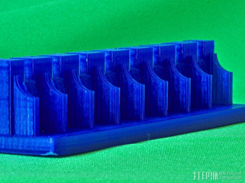 参数化的USB收纳器 3D模型  图4