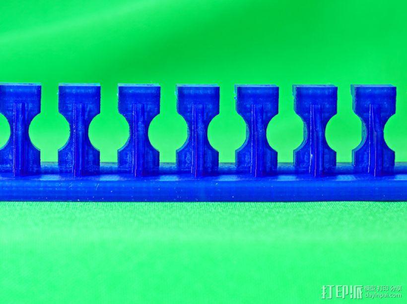 参数化的USB收纳器 3D模型  图5