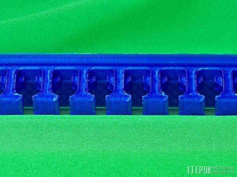 参数化的USB收纳器 3D模型  图6