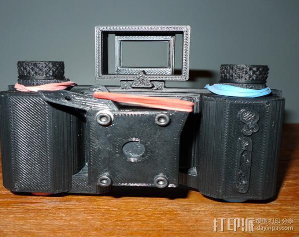 迷你真空摄像机 3D模型  图7