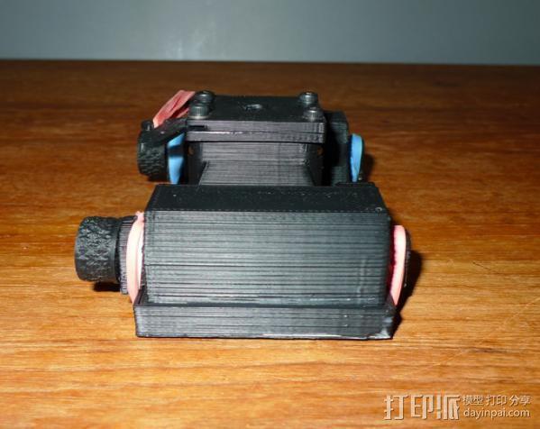 迷你真空摄像机 3D模型  图10