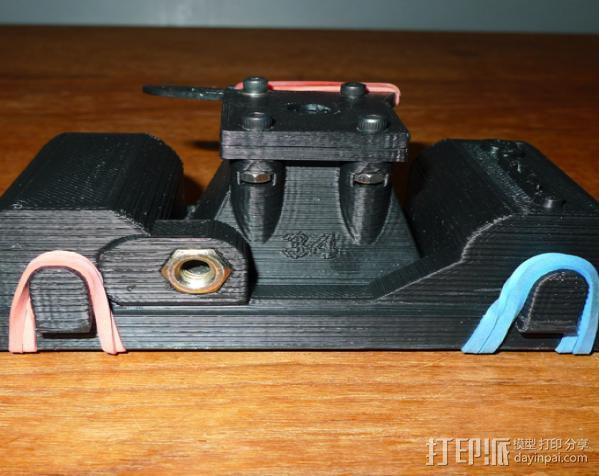迷你真空摄像机 3D模型  图11