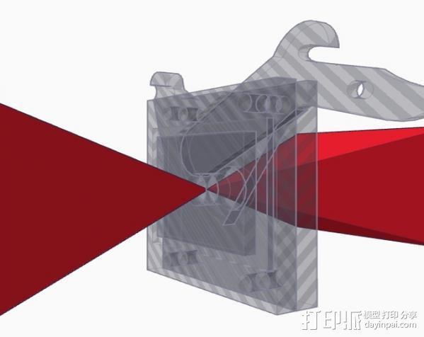 迷你真空摄像机 3D模型  图18