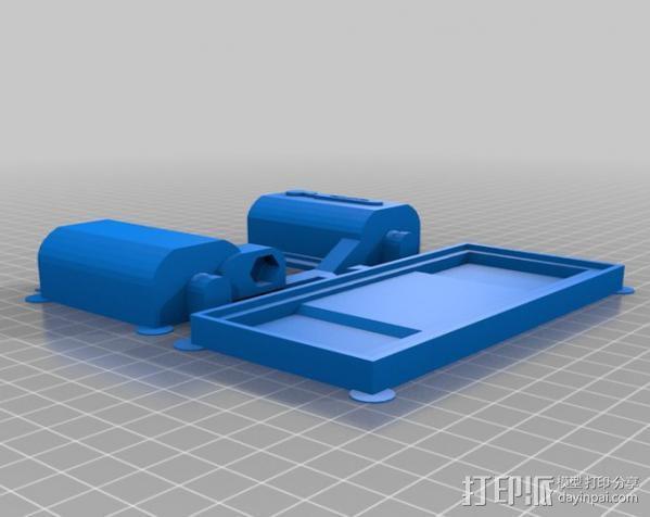 迷你真空摄像机 3D模型  图22