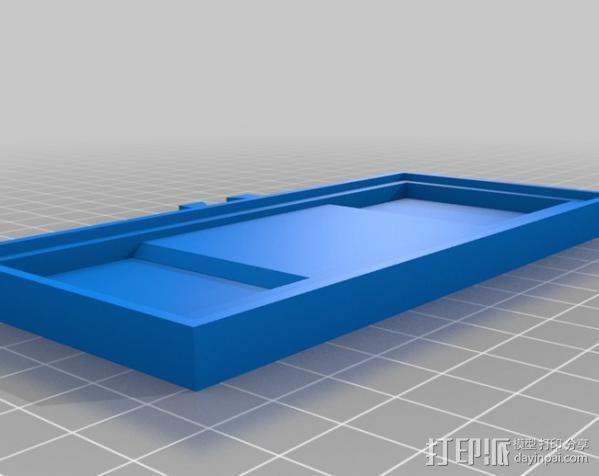 迷你真空摄像机 3D模型  图24
