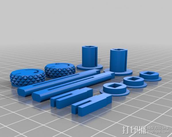 迷你真空摄像机 3D模型  图25