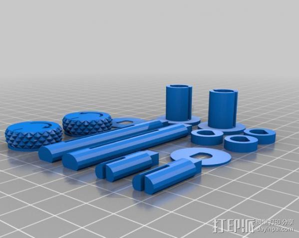 迷你真空摄像机 3D模型  图26