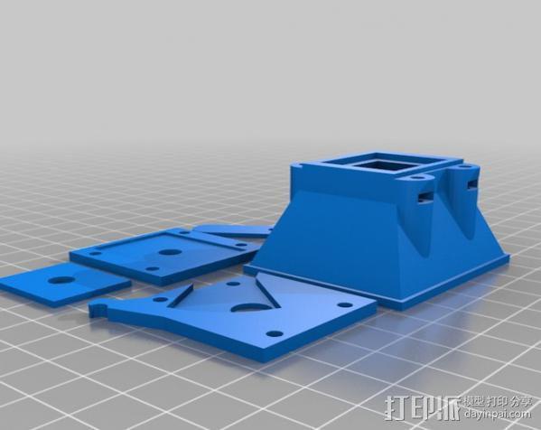 迷你真空摄像机 3D模型  图27