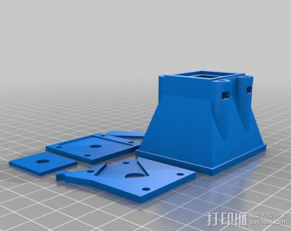迷你真空摄像机 3D模型  图29