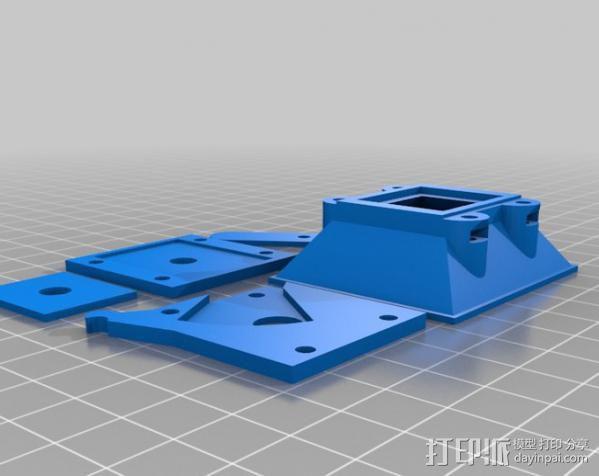 迷你真空摄像机 3D模型  图28