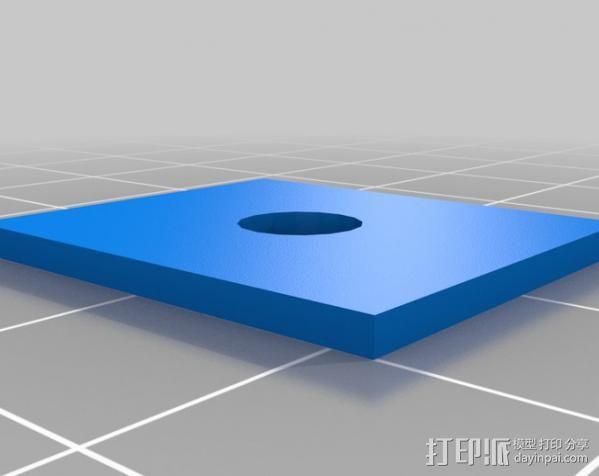 迷你真空摄像机 3D模型  图33