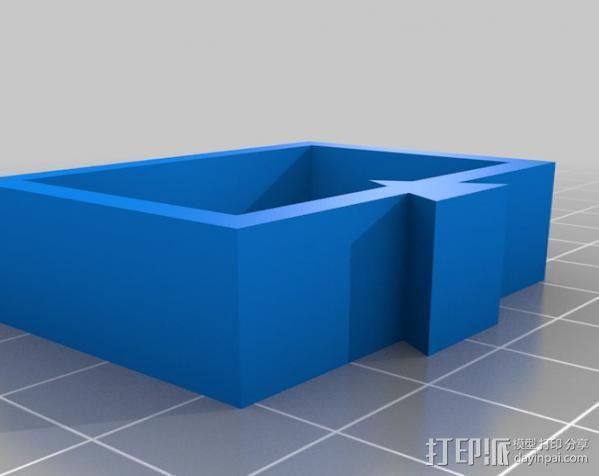 迷你真空摄像机 3D模型  图39
