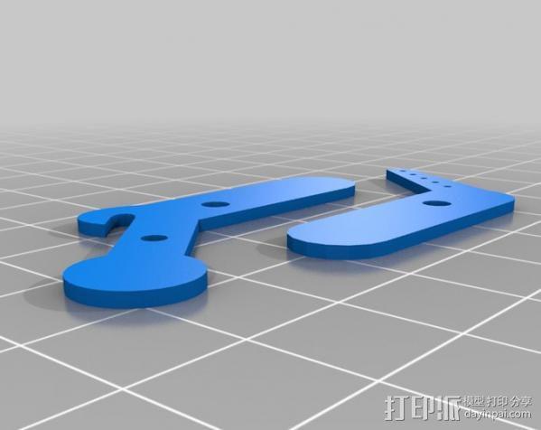 迷你真空摄像机 3D模型  图38