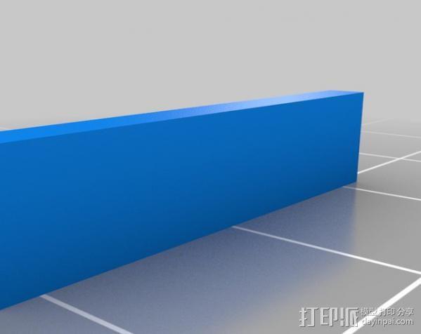 铰接板盒子 3D模型  图11