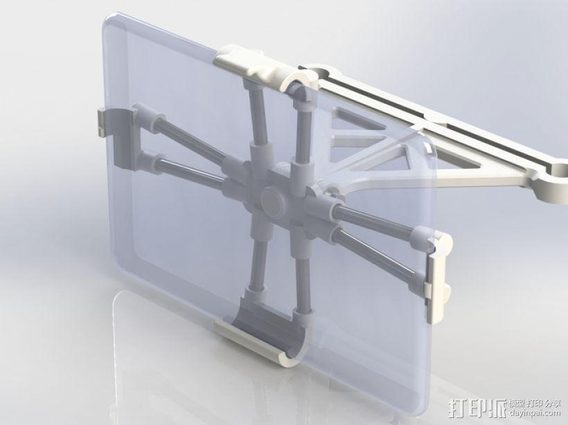 宏基Acer Iconia平板电脑支撑架 3D模型  图1