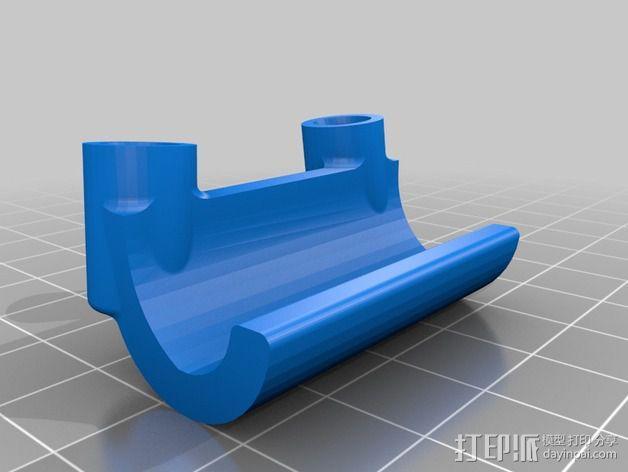 宏基Acer Iconia平板电脑支撑架 3D模型  图3