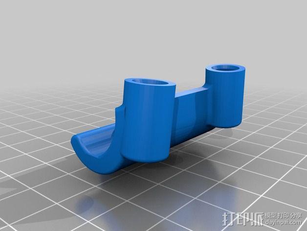 宏基Acer Iconia平板电脑支撑架 3D模型  图8
