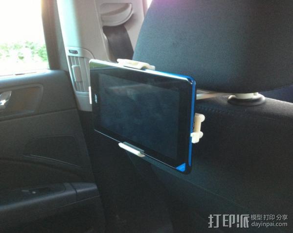 宏基Acer Iconia平板电脑支撑架 3D模型  图10