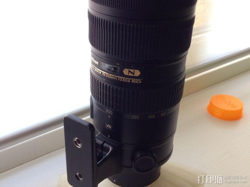 Nikon 相机镜头架 3D模型  图3