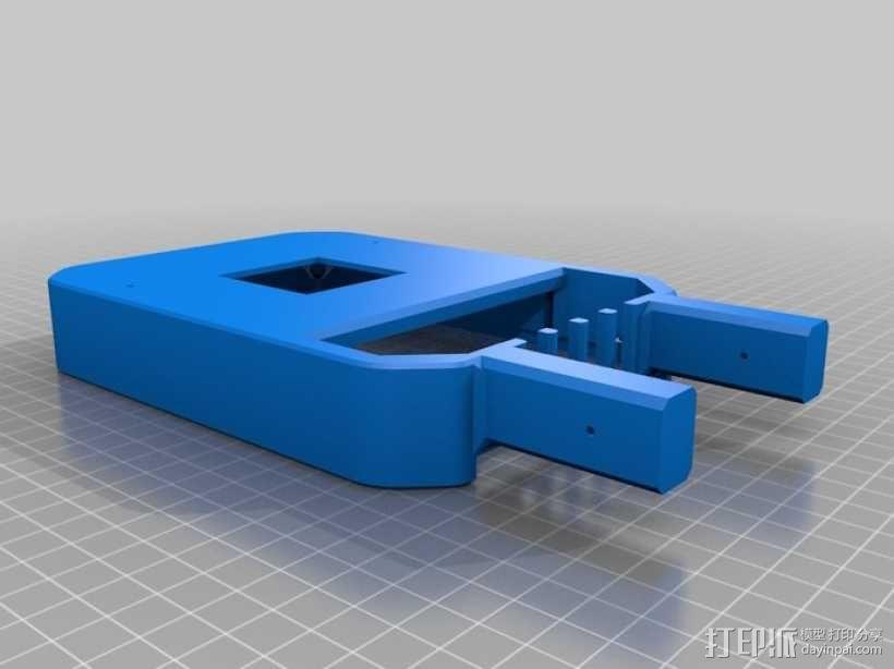桌面热换器外罩 3D模型  图7