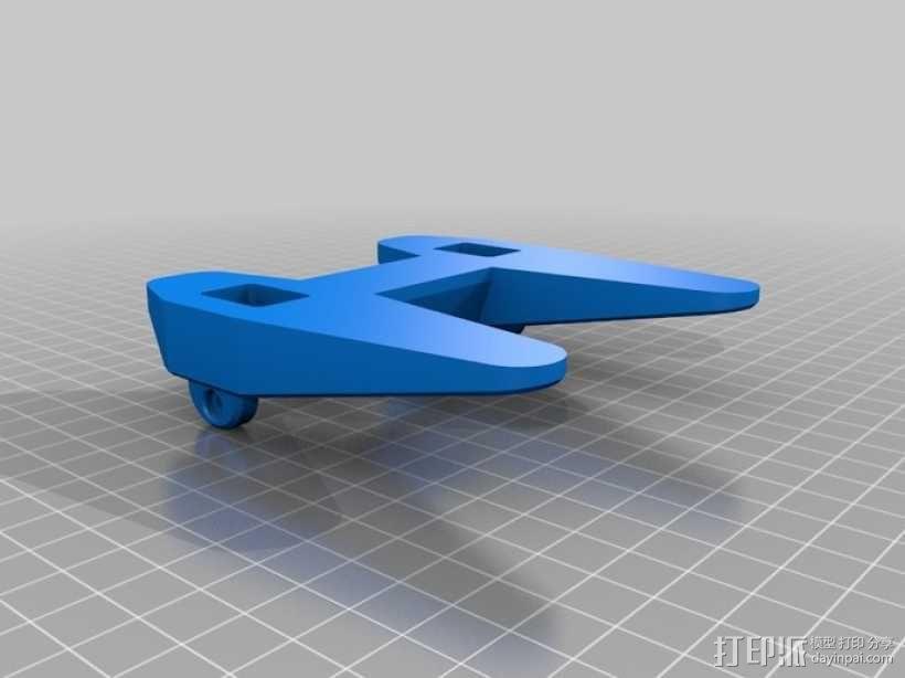 桌面热换器外罩 3D模型  图6