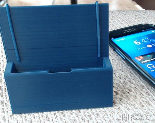 通用式手机支架 3D模型  图10