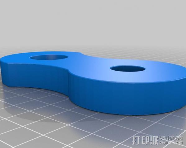 Ipad3 平板电脑支撑架 3D模型  图5