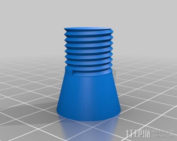 Ipad3 平板电脑支撑架 3D模型  图7