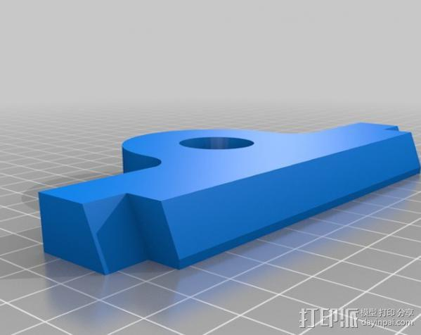 Ipad3 平板电脑支撑架 3D模型  图6