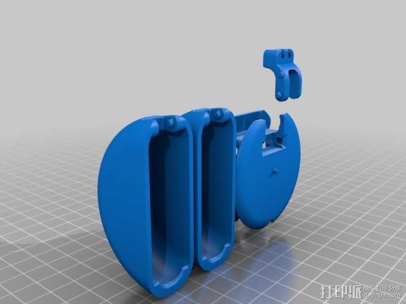 耳机收纳盒 3D模型  图6