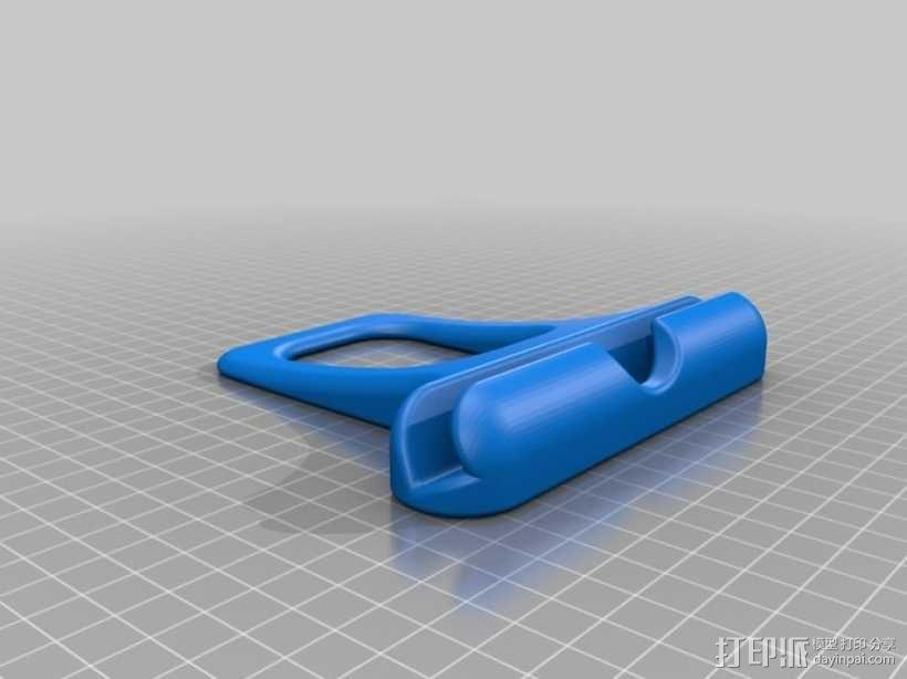 iPad 平板电脑支撑架 3D模型  图5