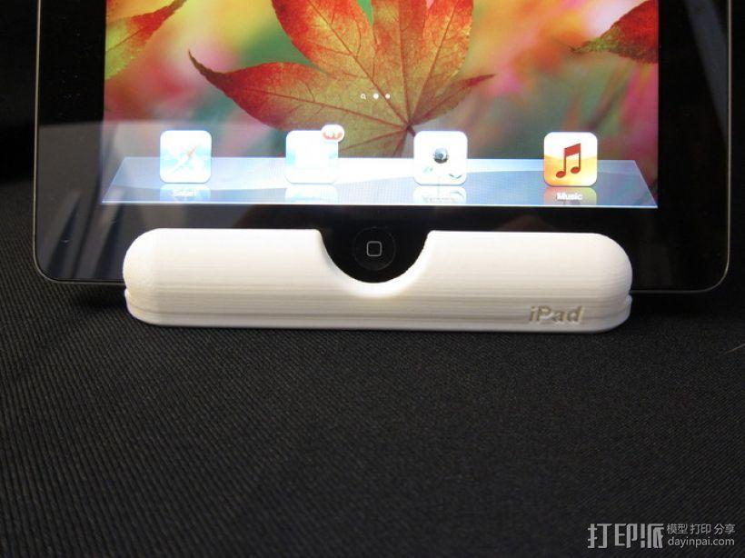 iPad 平板电脑支撑架 3D模型  图8