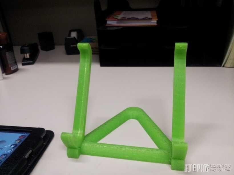 通用型手机支架 3D模型  图1