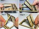 胶合板手机支撑架 3D模型 图5