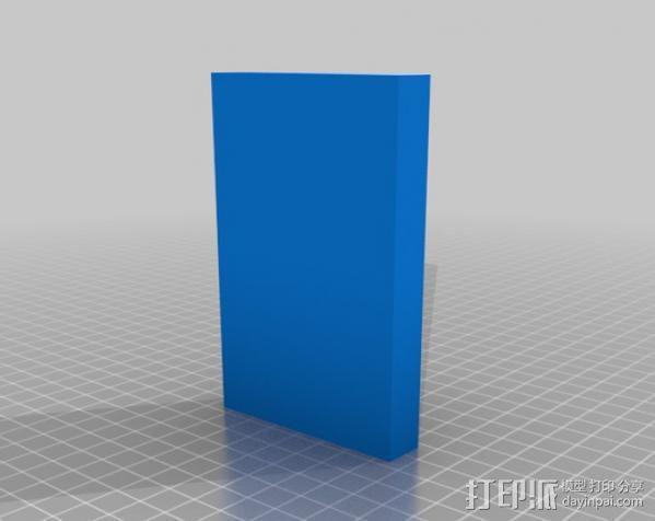 三星Galaxy 手机充电座 3D模型  图7