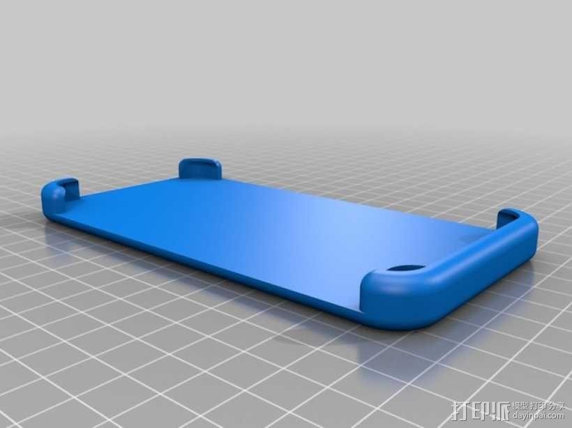 iPhone 6手机保护壳 3D模型  图1
