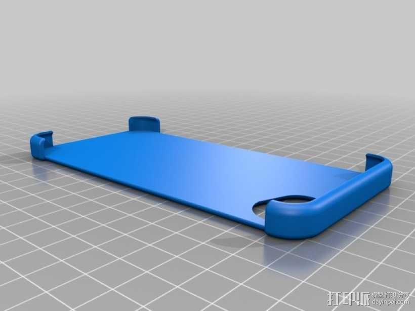 iPhone 6手机保护壳 3D模型  图2