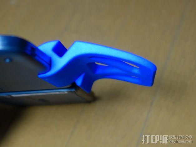 平板电脑支撑架 3D模型  图6