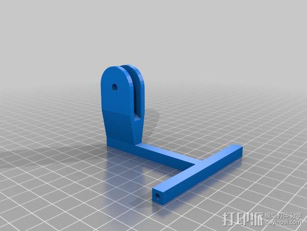 kindle电子阅读器固定器 3D模型  图3