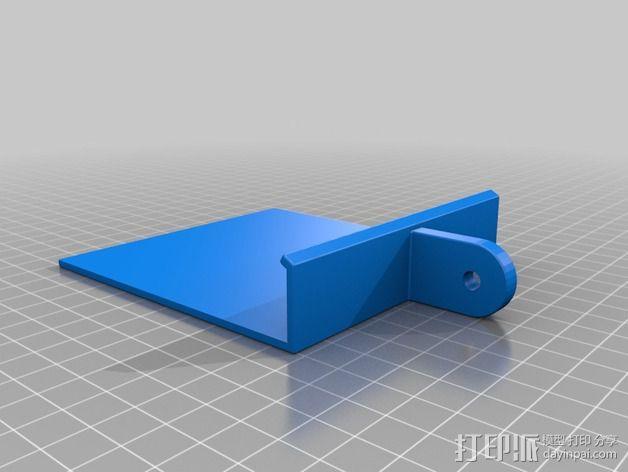 kindle电子阅读器固定器 3D模型  图5