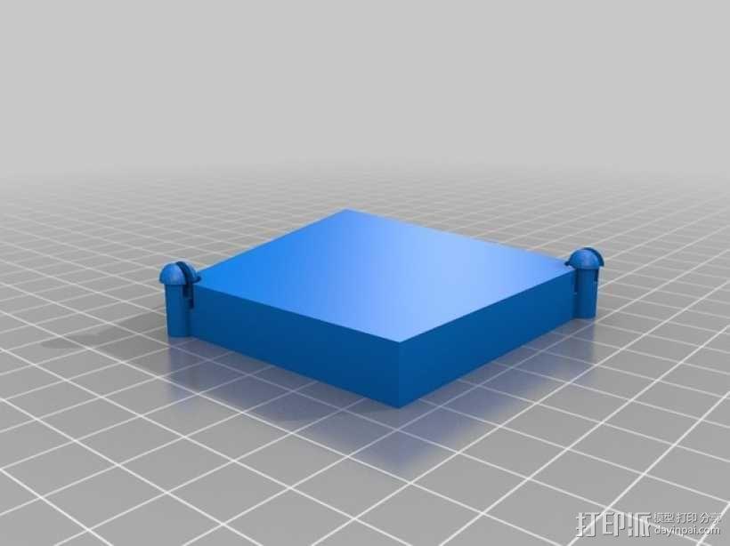 三角板 七巧板 3D模型  图4