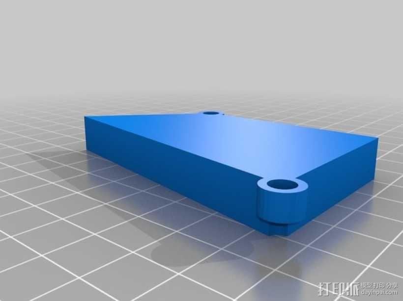 三角板 七巧板 3D模型  图5