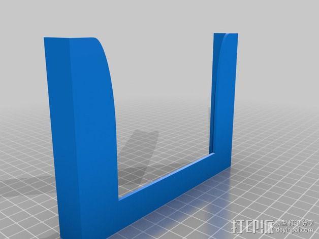 任天堂游戏机外壳 3D模型  图2