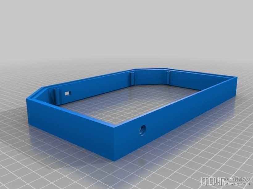 任天堂游戏机外壳 3D模型  图1