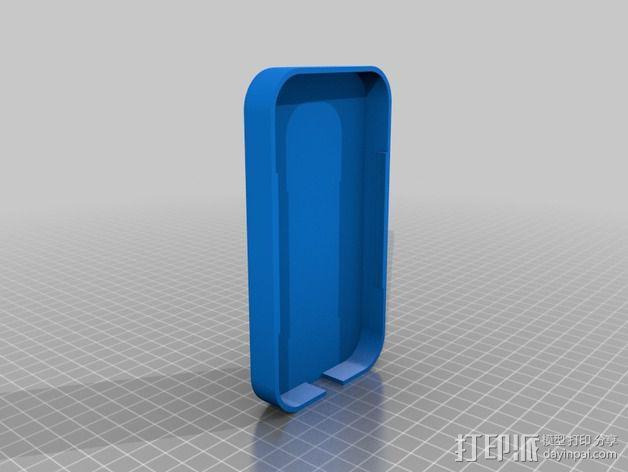 摩托罗拉 Moto X手机保护外壳 3D模型  图3