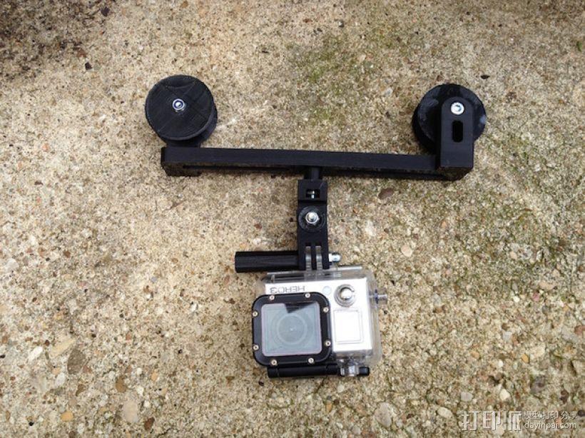 相机稳定器 3D模型  图4