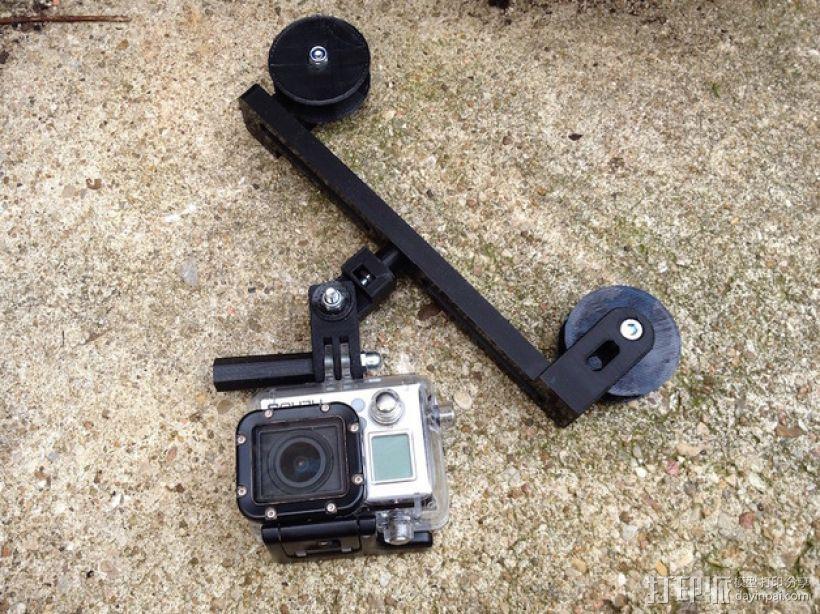相机稳定器 3D模型  图6