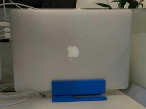 Macbook Pro笔记本电脑支架 3D模型