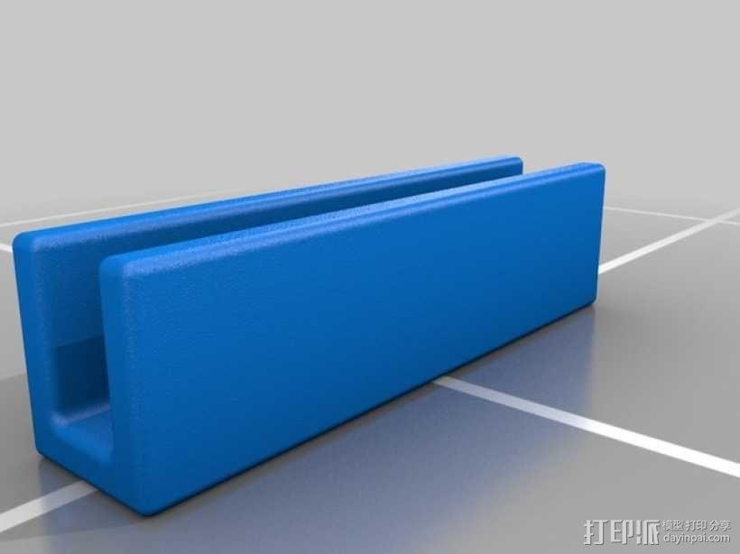 Macbook Pro笔记本电脑支架 3D模型  图3
